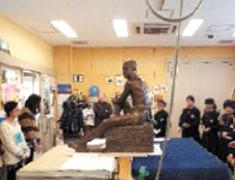 小・中・高等学校が所有する美術作品の調査及び保存修復