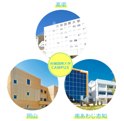 吉備国際大学CAMPUS