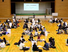 保健医療福祉領域の連携学習「合同演習」の充実化